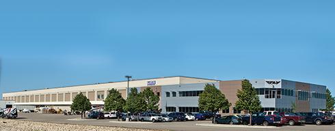 BOISE, IDAHO Warehouse