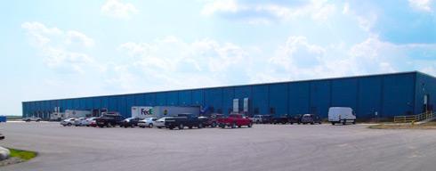 ASHLEY, INDIANA Warehouse